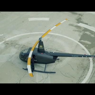 Cinemaerien prise de vue aerienne